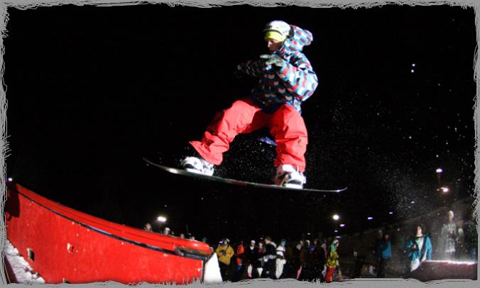 Scion Snow Tour