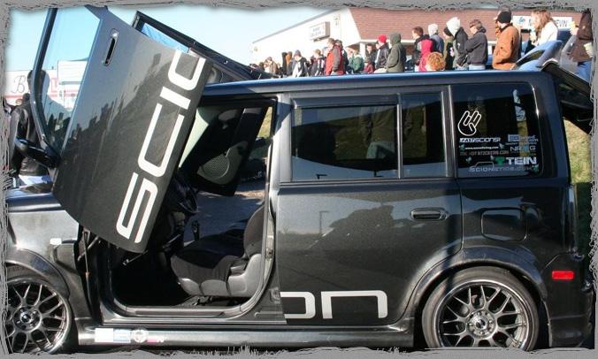 Big Boyz Toyz Custom Car Show / Drift Car & Stuntbike Demos