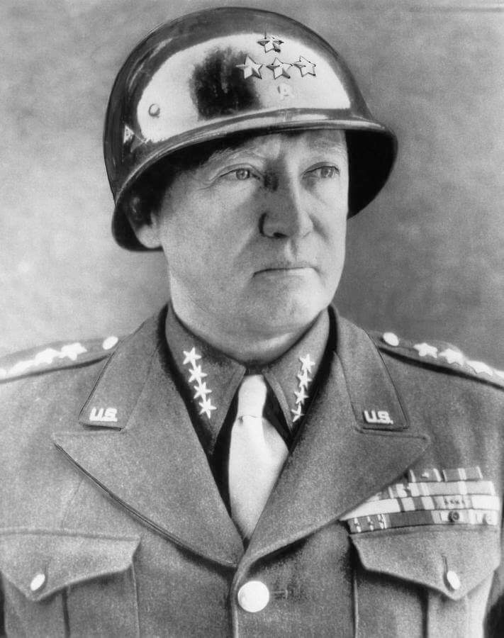 """Do not fear failure."" - Gen. George S. Patton Jr."