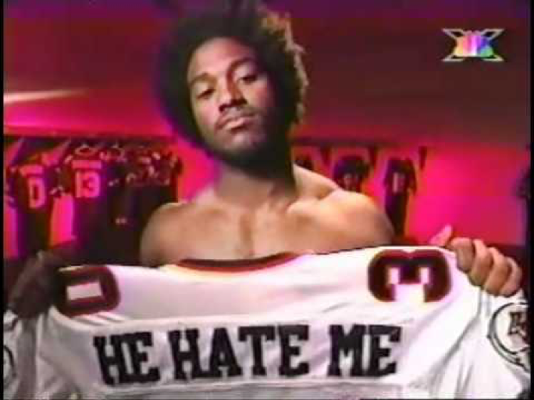 Honestly, I loved the old XFL
