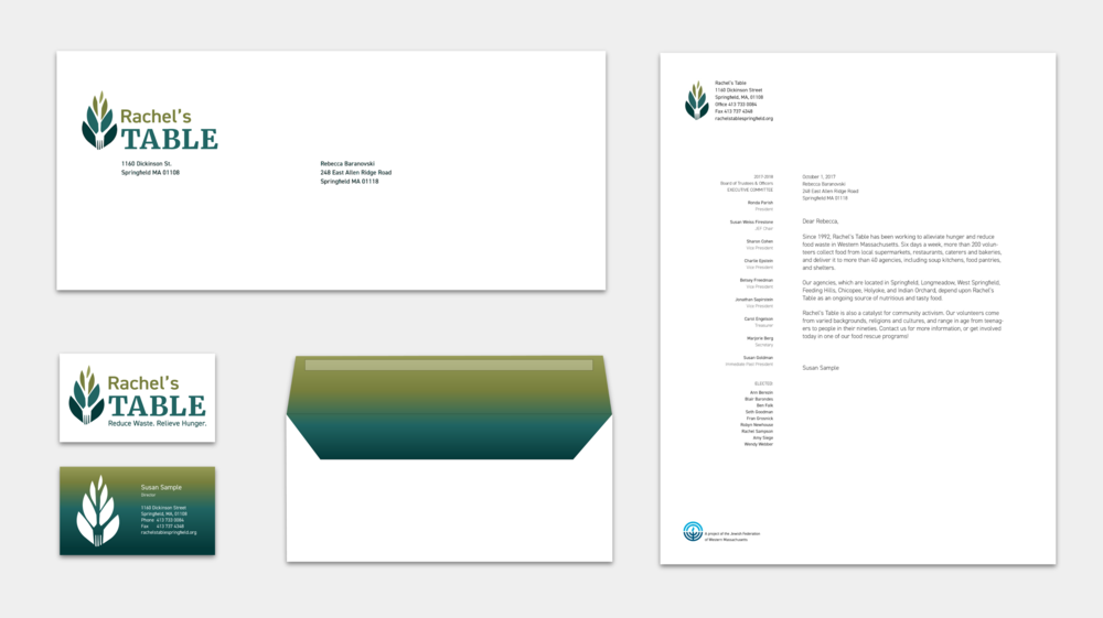 stationary and business cards