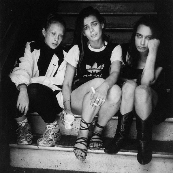 "Image referenced in this episode: Pickton victim Patricia ""Patty"" Johnson (left) and two Downtown Eastside friends. See pics here:  http://bit.ly/2CwrCoz   Photo Credit: Lincoln Clarkes, 1997, part of the ""Heroines"" series"