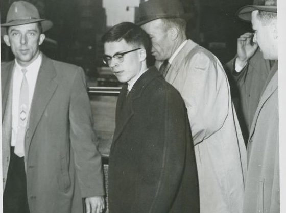 Peter Woodcock arrest