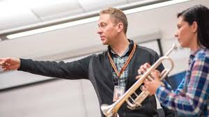 Jon Kretschmer, Professional Trumpet player and Physical Therapist