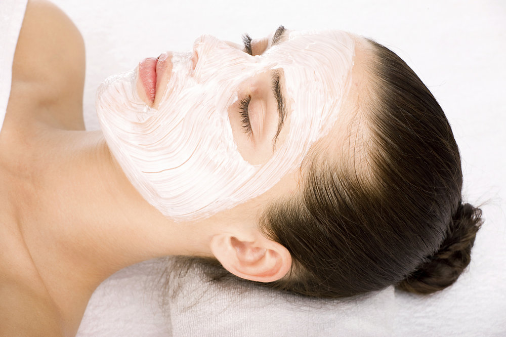 Relaxing, Customized Facials and Masques