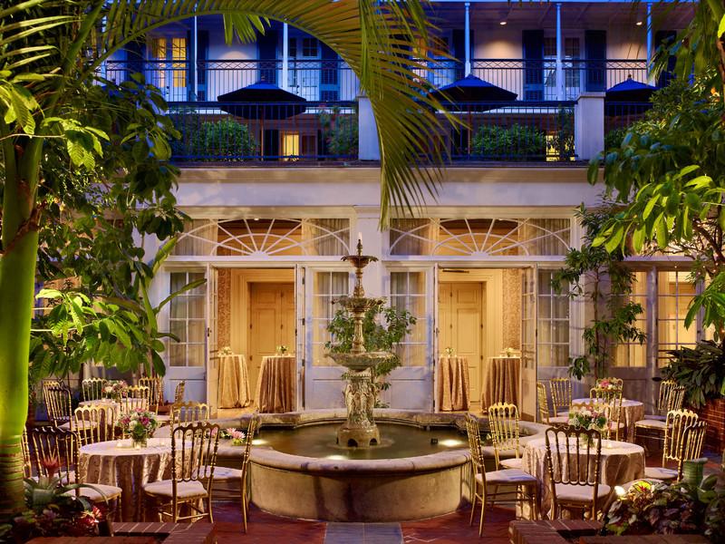 The Royal Sonesta Hotel. Picture via Google