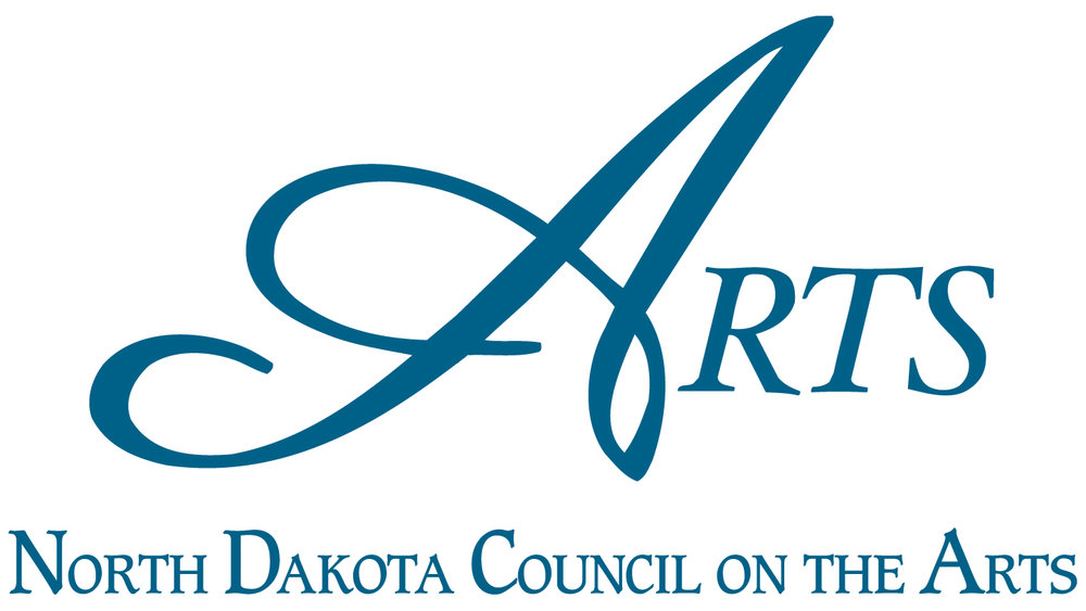 - This project is supported in part by a grant from the North Dakota Council on the Arts, which receives funding from the state legislature and the National Endowment for the Arts.