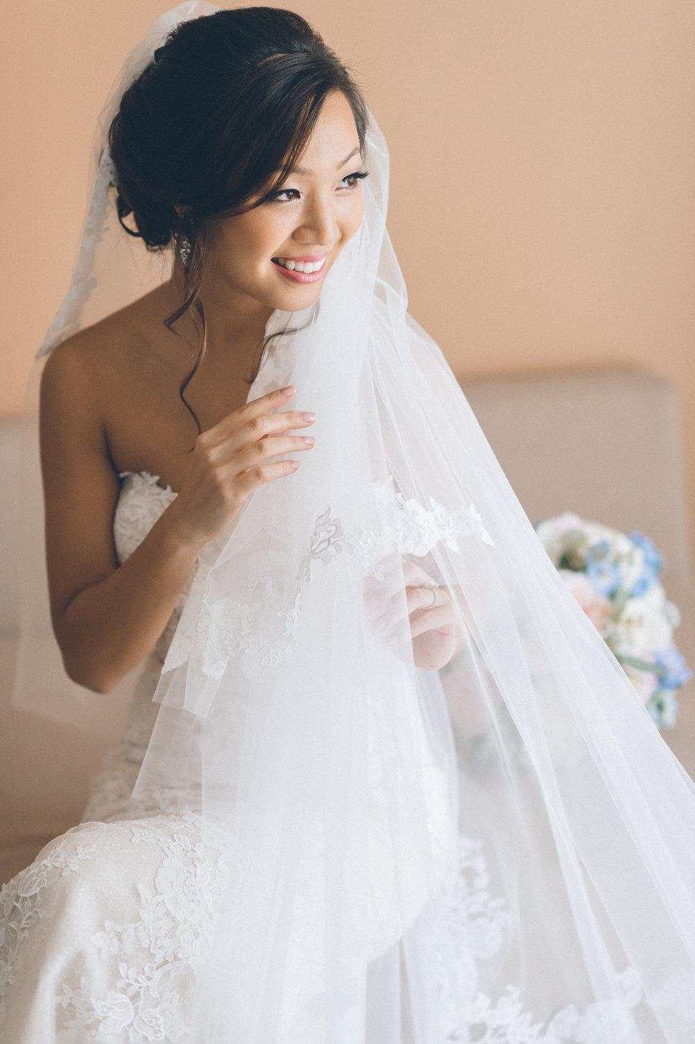 Photo by:  Ben Lau Photography   Hair & Makeup: Ashley Lugashi