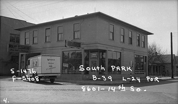 Circa 1927