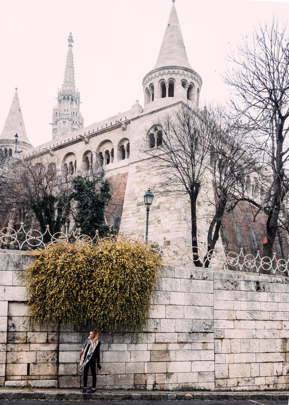Streetside: Fisherman's Bastion