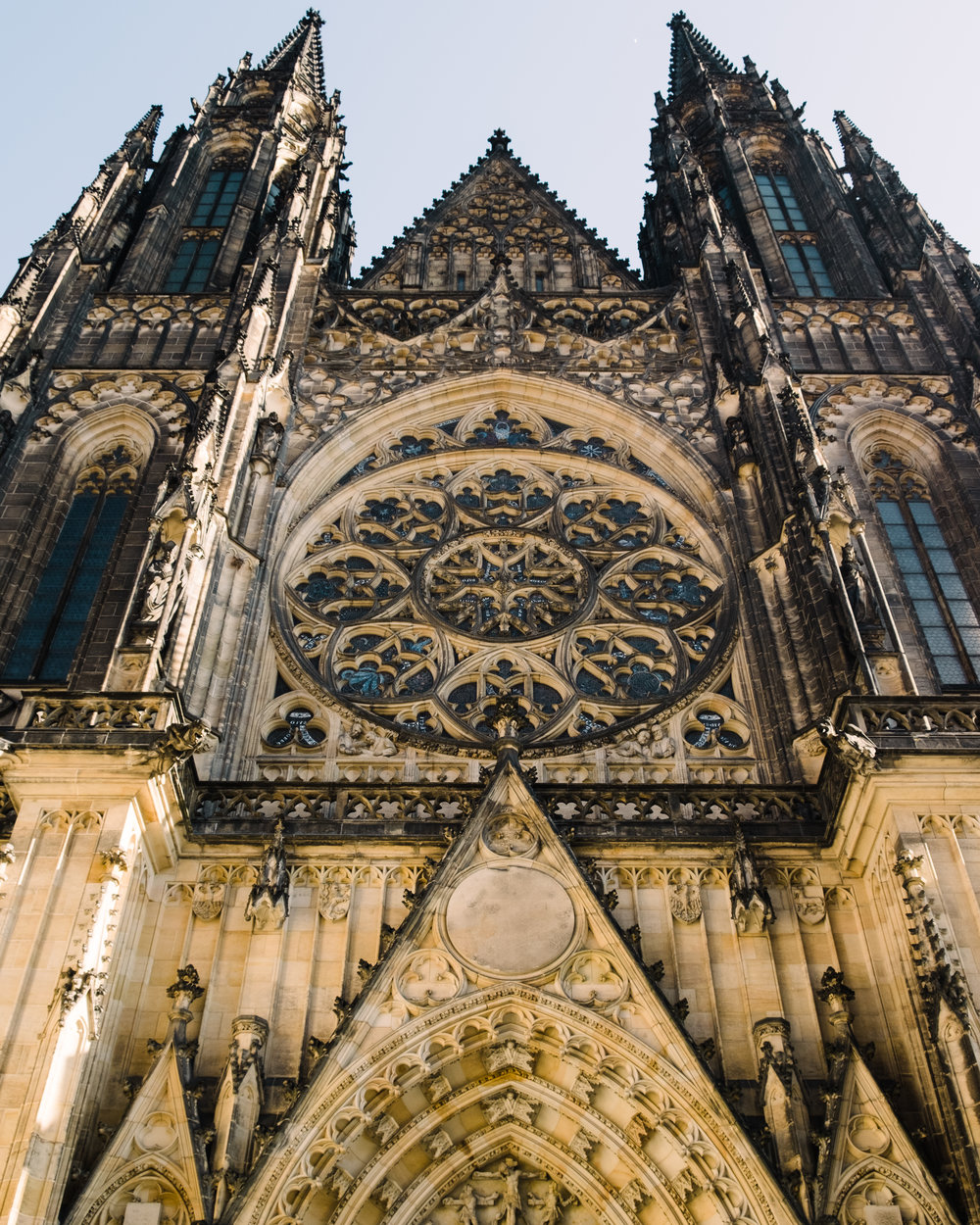 Hello, there Prague Castle