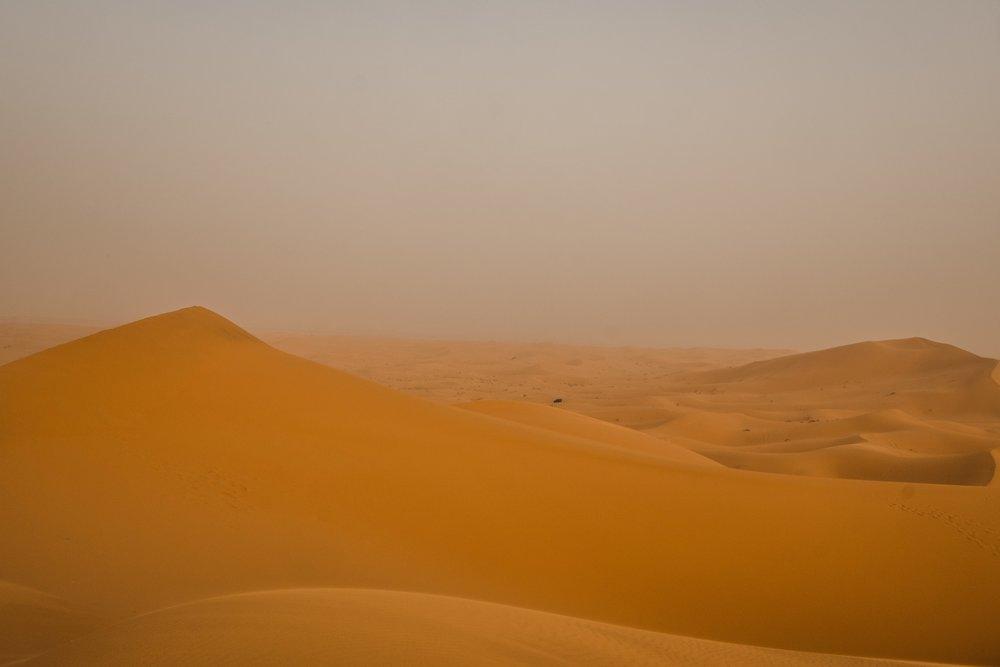 The Desert -