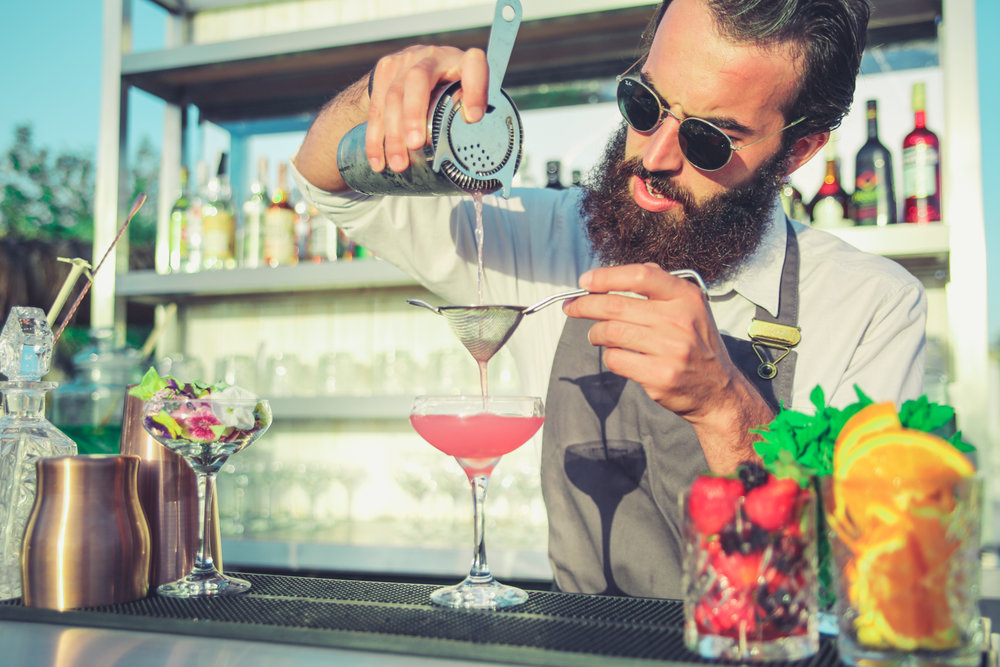 Liquid Libation for Island People - Ibiza's Premier Bar Hire Service