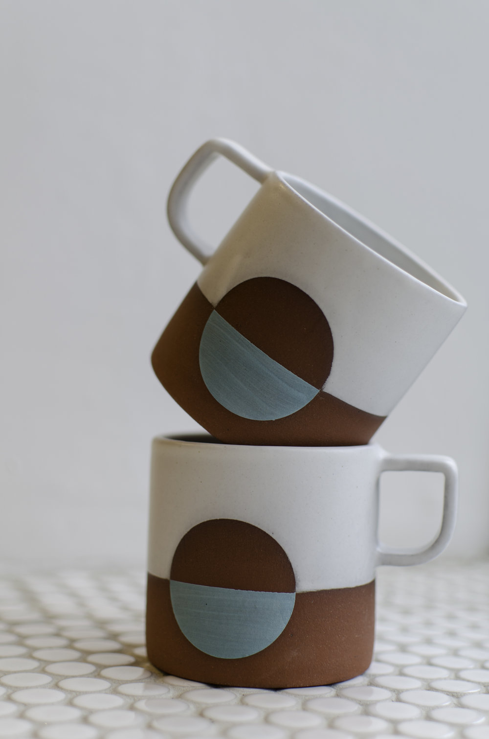 Wolf CeramicsMoon Mug - Sarah Wolf and I grew up together and it's amazing to see all that she has accomplished with her beautiful line of handmade ceramics!