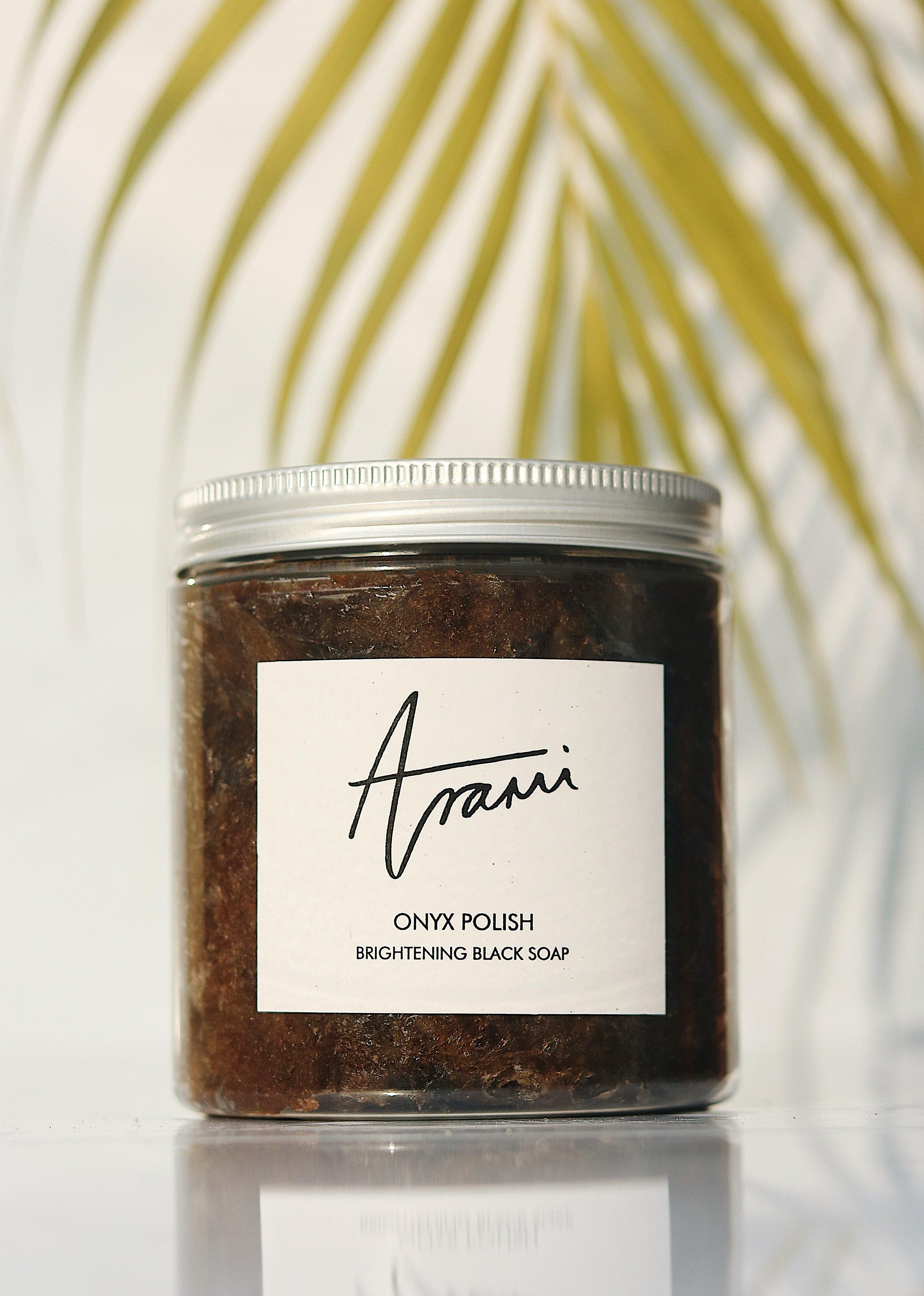 Arami Essentials Onyx Polish