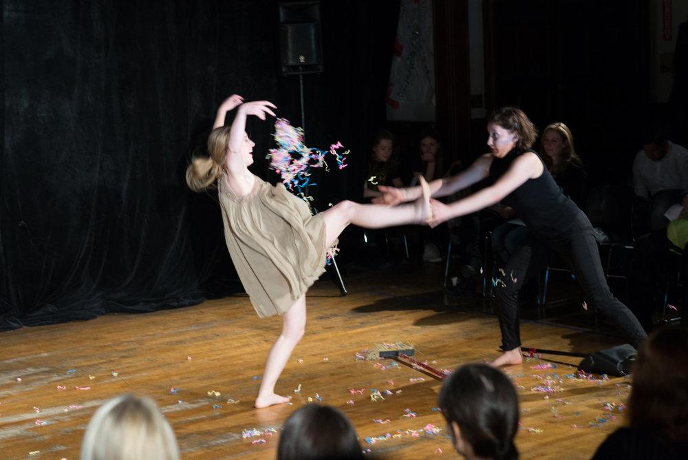 Photos by Trey Pentecost Dancers: Gabriella Carmichael and Bridget Cronin