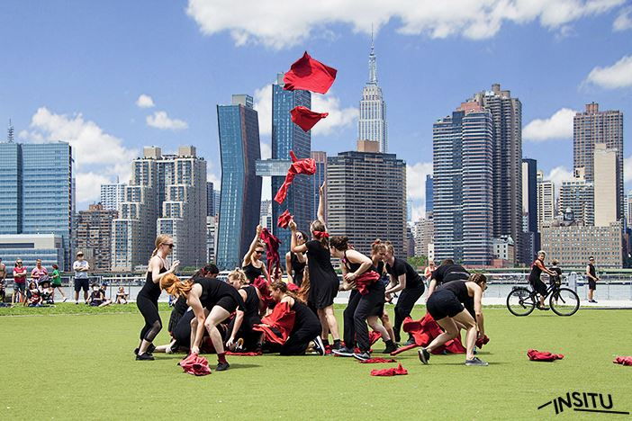 INSITU Dance Festival with Equus Projects/On-site NYC