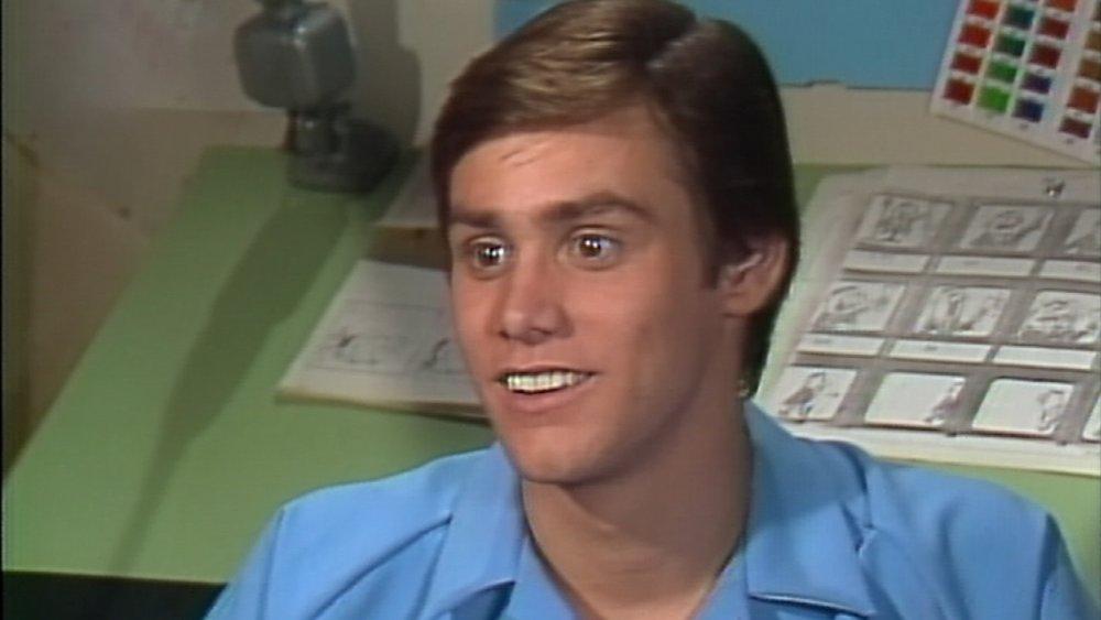 Mike Goddard Jim Carrey