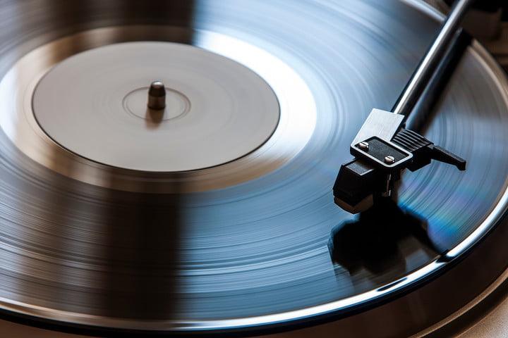 Mike Goddard Vinyl