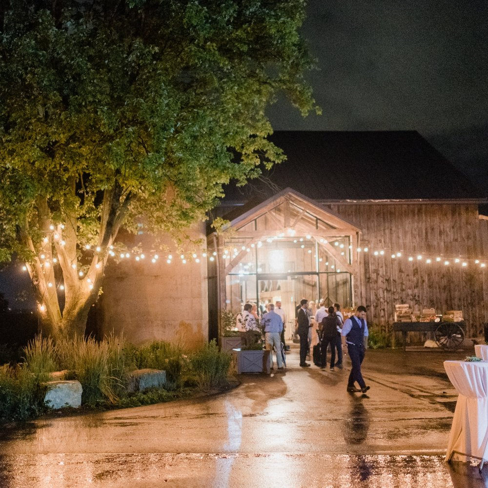 Wedding at Earth to Table: The Farm -
