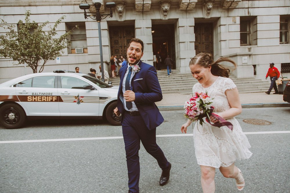 Andrea & Dario's Civil Wedding - Margaret Wroblewski Photography