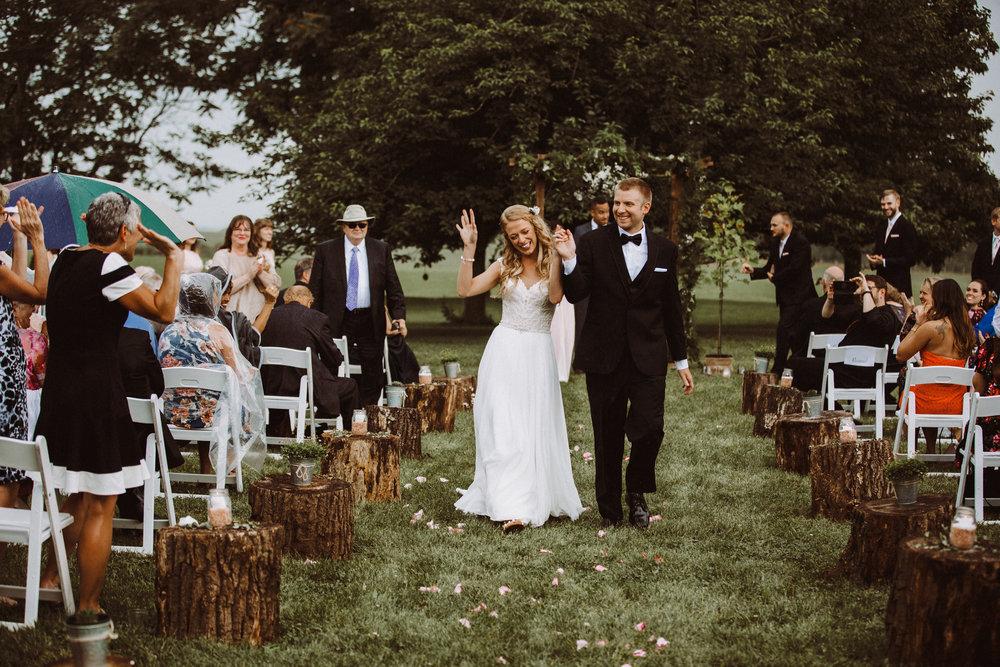 Jessie & Rob's Wedding - Margaret Wroblewski Photography