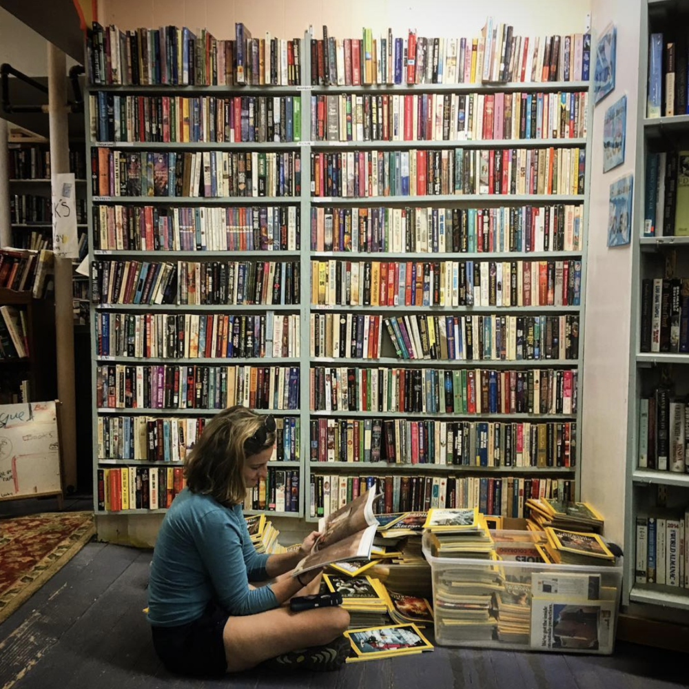 I use my camera to take photographs that connect instantly with the viewer. When a person walks into a bookstore or searches the Internet, it is the photos that first draw us in and pique our curiosity and interest. -