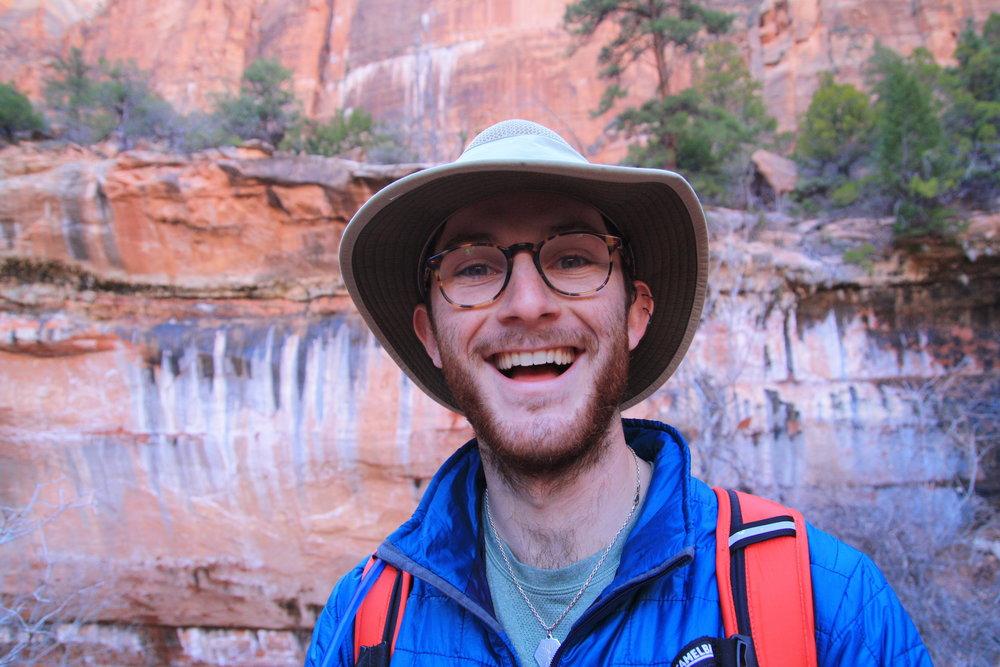 Hi -- I'm Jesse!