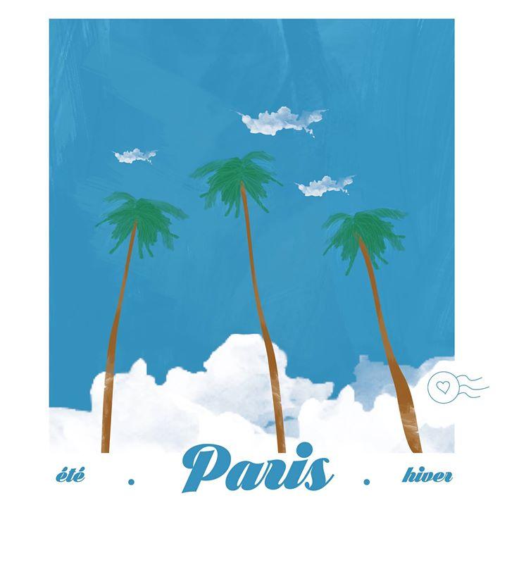 NOUVEAU T-SHIRT : PARIS COCO !