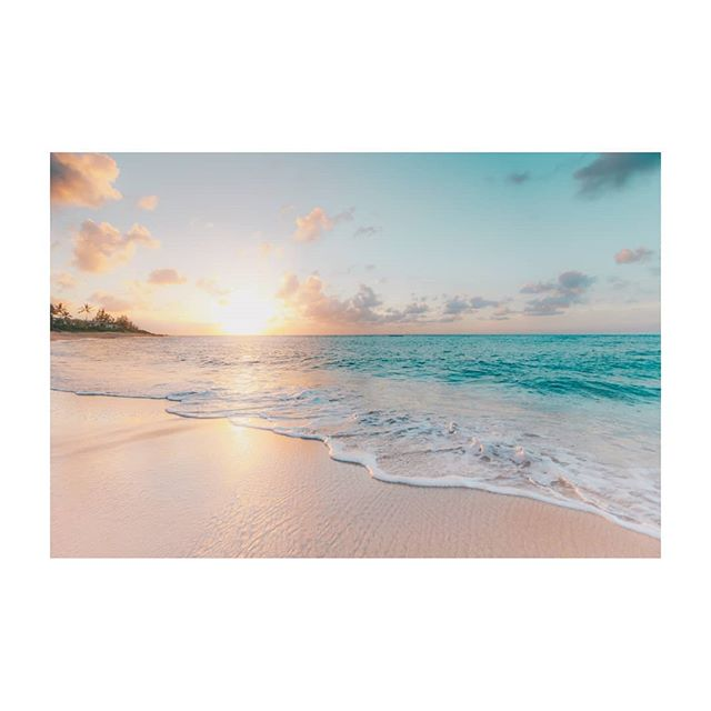 Peace . . . #sunlight #beach #sunset #sea #peace #summer #waves #sand #wonderlust #travel #bluesky