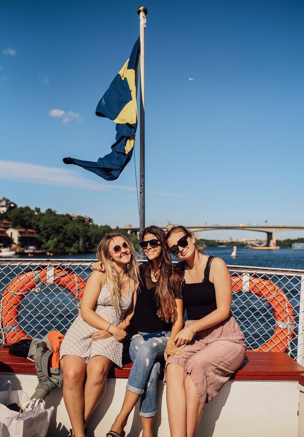 Hawaii meets Sweden