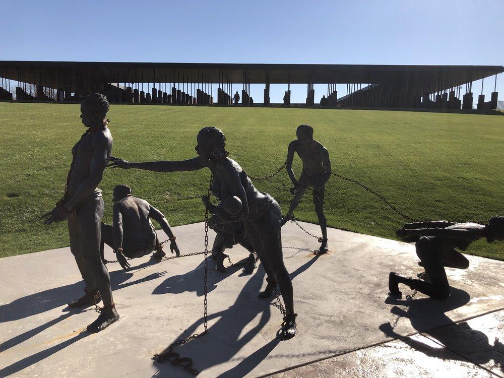 National Memorial For Peace & Justice (C) Carlo David