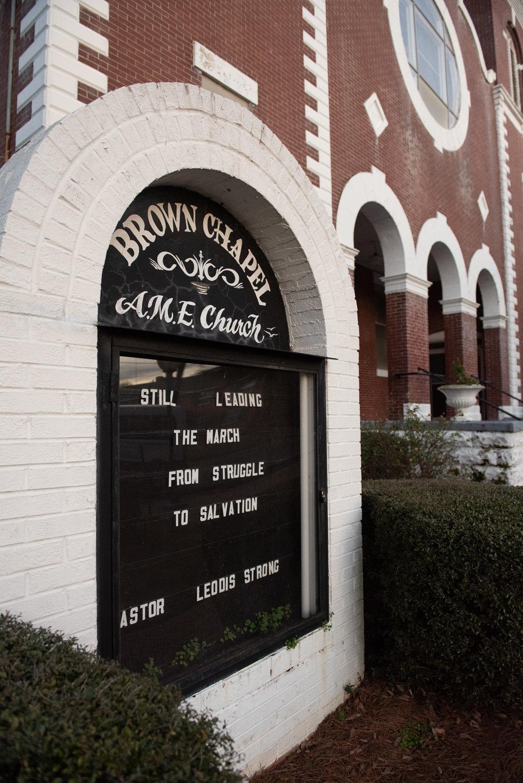 Brown AME Baptist Church (C) Andi Rice Photography