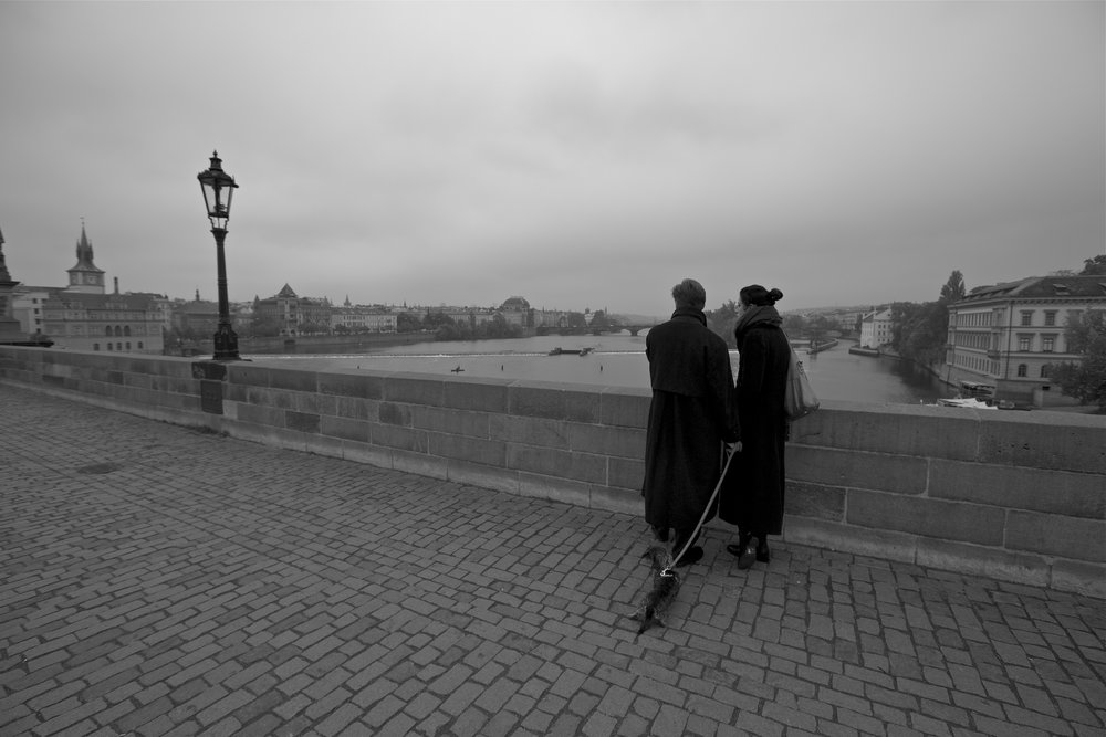 PRAGUE LOVERS
