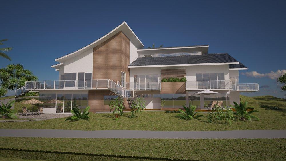 Casa Onda - Castro/PR Cliente: Menarim Arquitetura