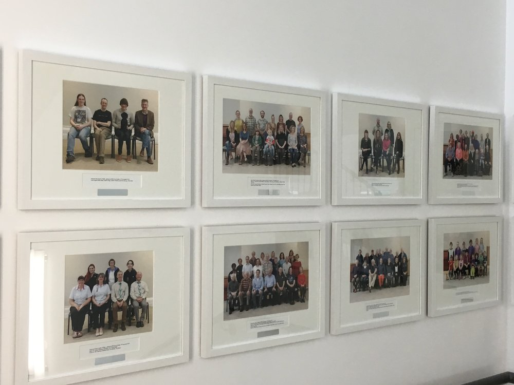Exhibition View: LOW PROFILE, Picture In The Paper, The Edge, University of Bath