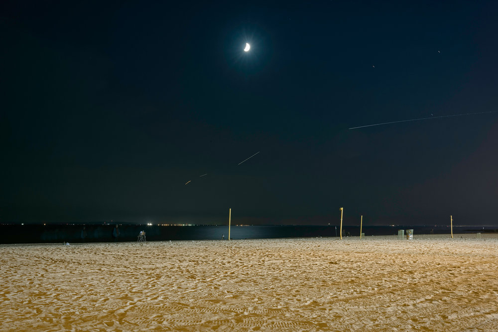 © Elina Brotherus - Moon ,2012, 70x105 cm