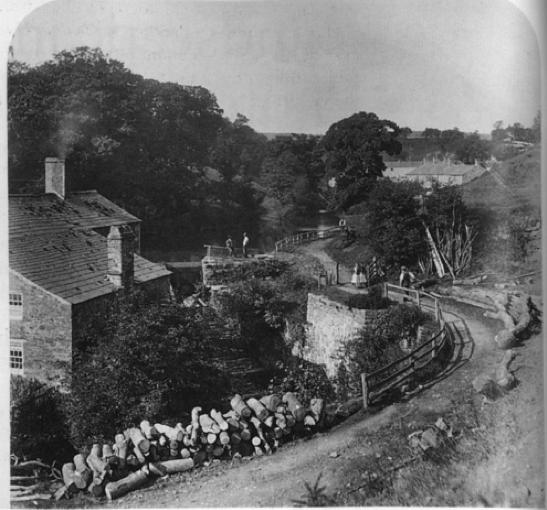 Fig.15 Mill at Hurst Green, Roger Fenton, 1859