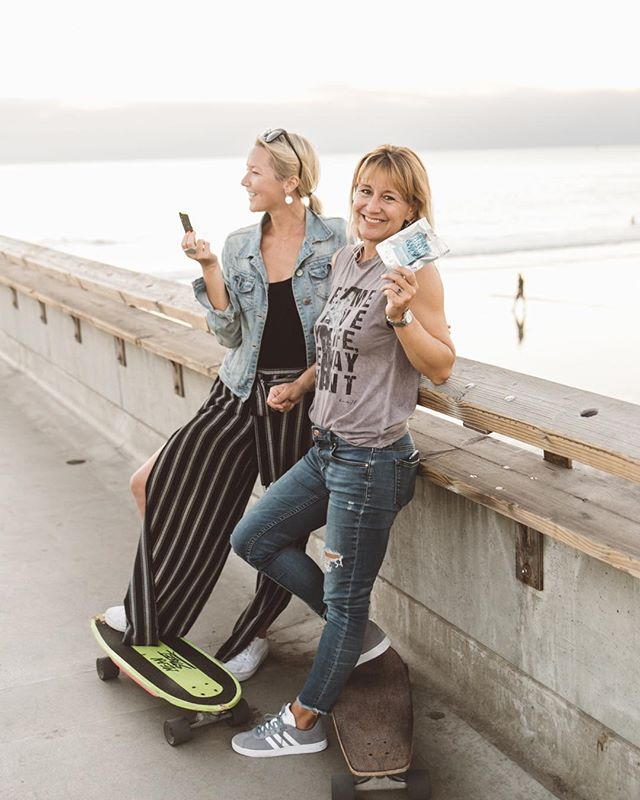 The perfect snack for those always on the go! ⚡️🌊 #venicelifestyle #lifeakua #kelpjerky #whatveganseat