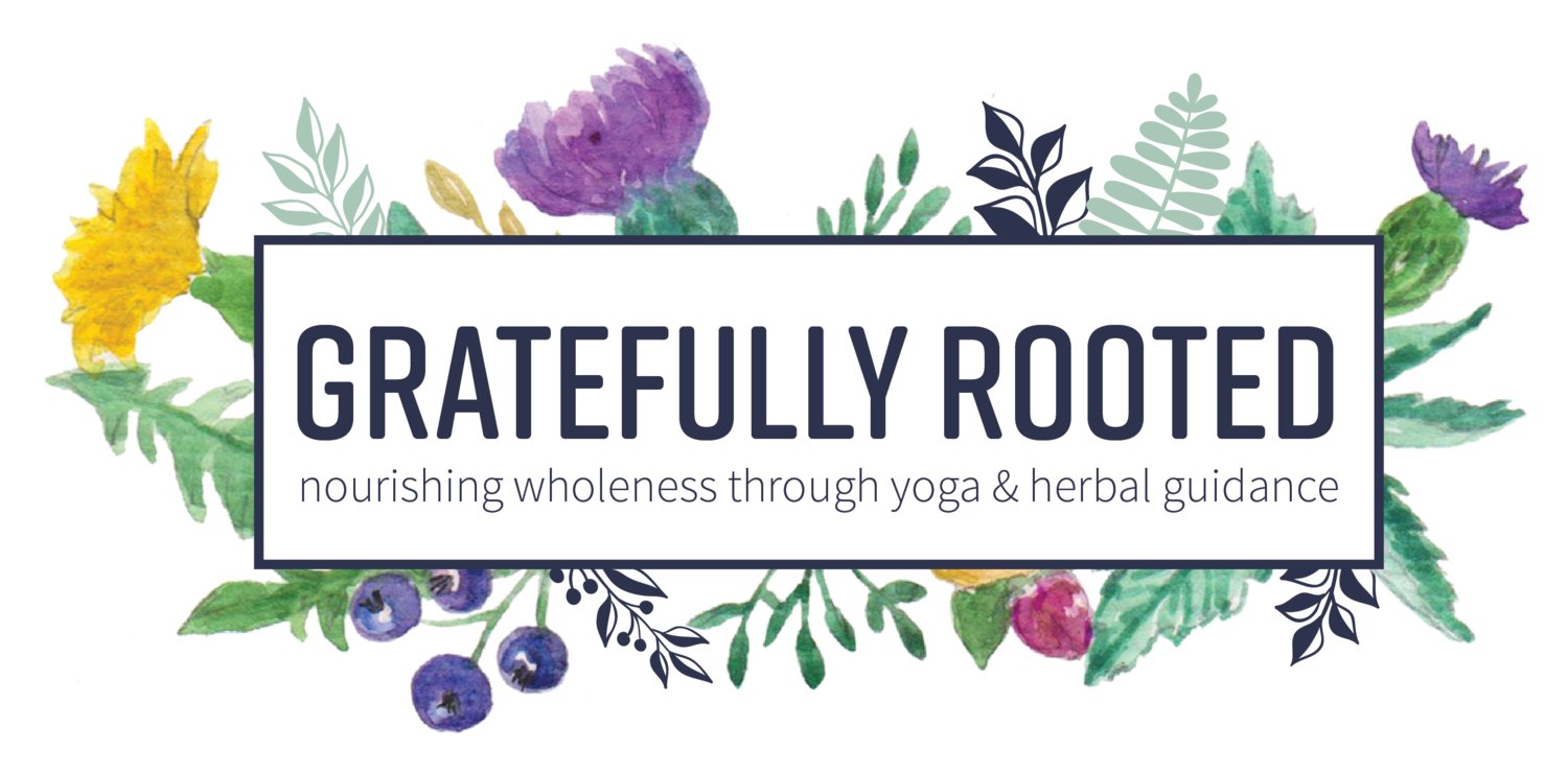 Gratefully Rooted