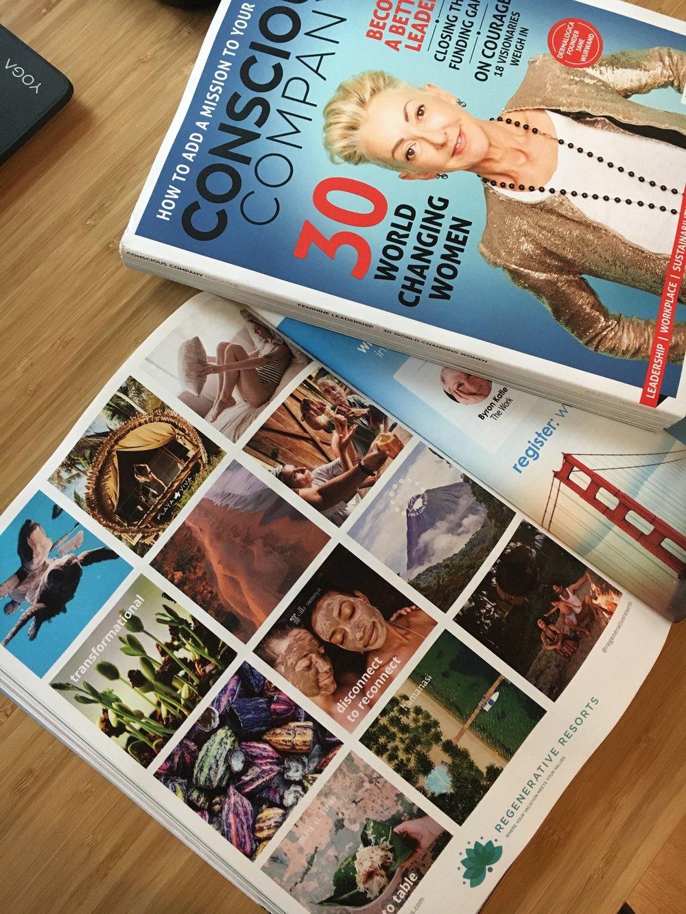 Conscious Company Magazine.JPG