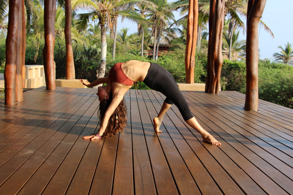Places We D Love To Do Yoga Regenerative Resorts