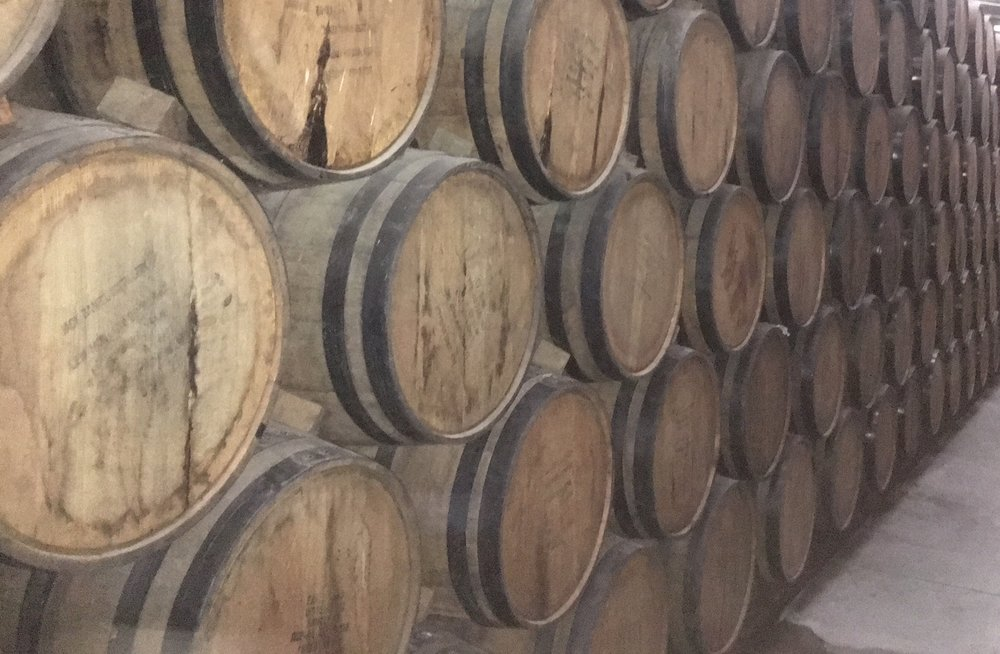 Reposado Barrel Inspection