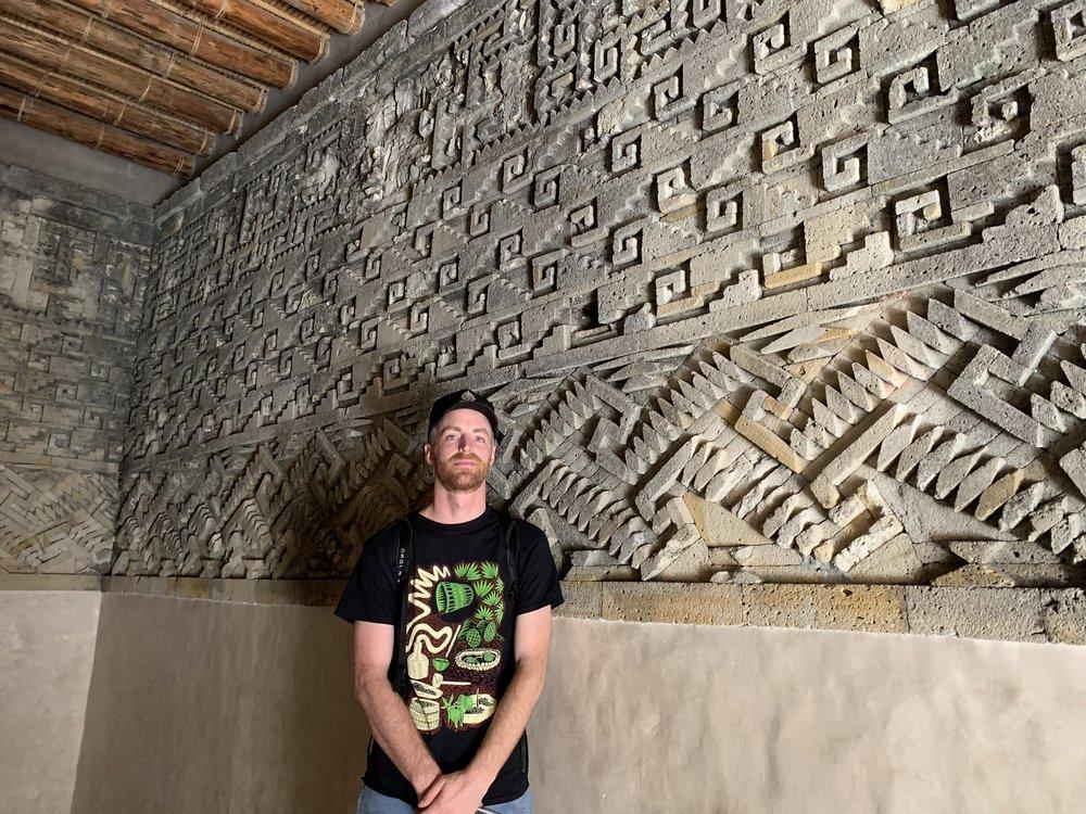 Zapotec Ruin Sites