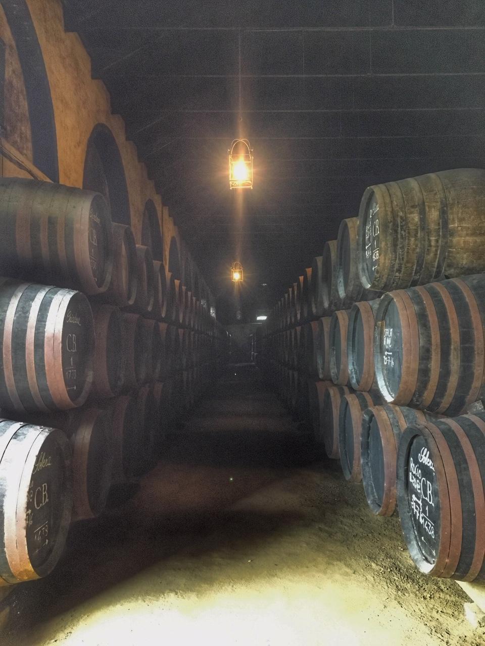 Sherry Cask Cellar