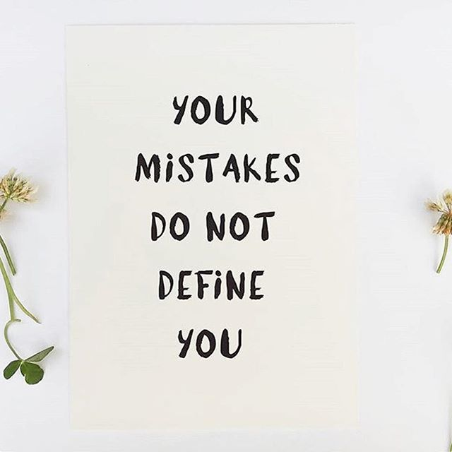 It can be so easy to focus on a negative, to beat ourselves up and replay our 'failures' over and over again.  It's important to remember that you are human, that mistakes are inevitable, and that you are bigger than your mistakes!  Mistakes or 'failures' are opportunities for us to learn, to grow, and to adapt. Always look forward, and look forward to the next opportunity! . #bethparojcic #intuitivetherapy #intuition #morethanyourmistakes #lookingforward #movingforward #opportunitiesforgrowth