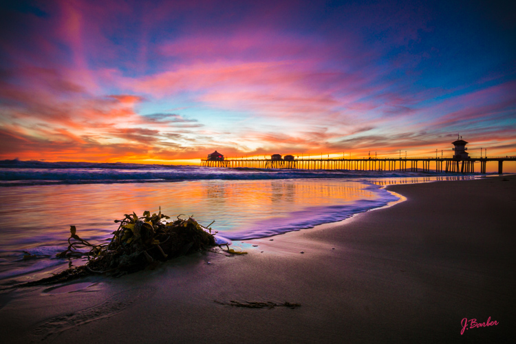 1_20160201__DSC7753_Huntington Beach last sunset seaweed.jpg