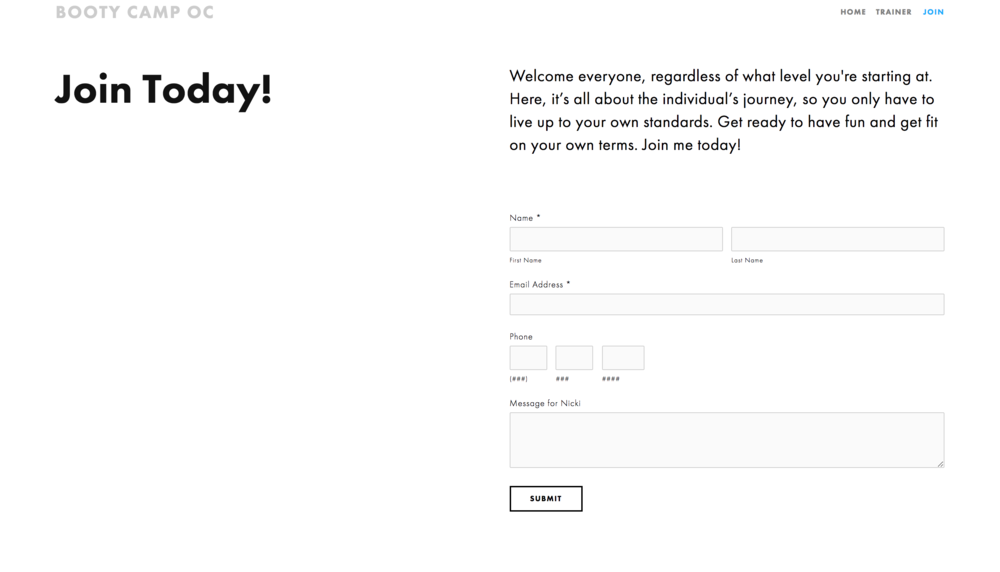 I will create Website mailing list and subscription forms