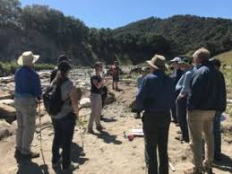 CRWC and MPRPD - are hosting free public tours of the former San Clemente Dam site that has been in the news for several years. The first such tour took place on May 18th and will reoccur every two weeks through the summer. To sign up visit the Monterey Peninsula Regional Park District's web site under Let's Go Outdoors. The tours are for three hours on Thursday mornings. For more information contact Lorin Letendre at letendre@sbcglobal.net.