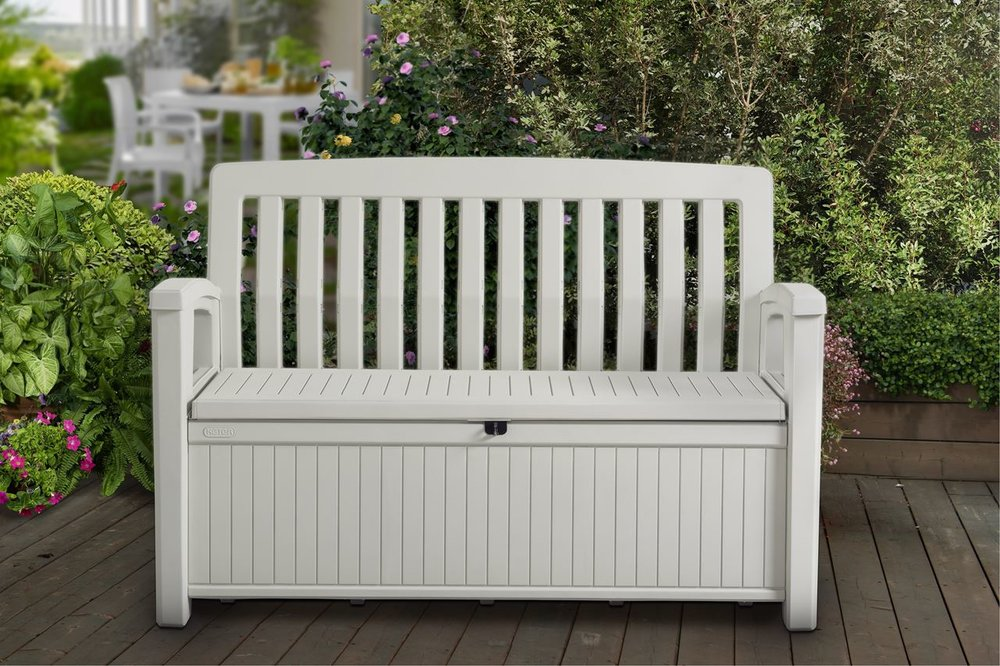 Keter - Patio Storage Bench Learn More